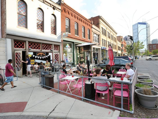 Restaurants with outdoor seating in Indianapolis: A big, fat guide