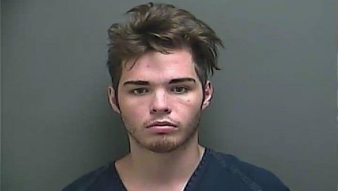 Austin Neathery, Howard County jail