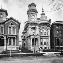 Detroit's Brush Park then and now