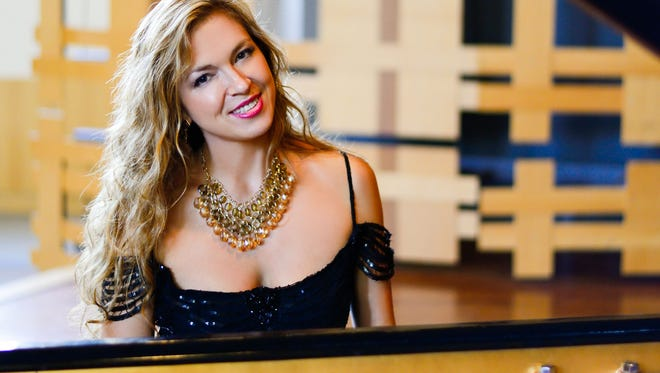 Internationally acclaimed classical pianist Svetlana Smolina will perform at 7 p.m. on Saturday in the WNMU Fine Arts Theater.
