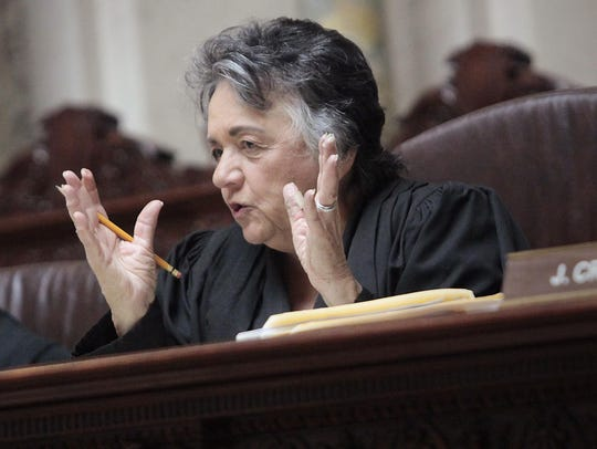 Chief Justice Shirley Abrahamson has served on the