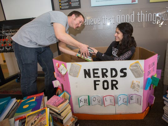 Nerds for Knowledge 1