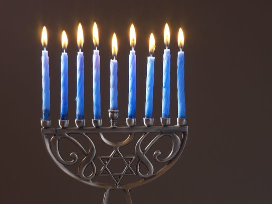 """The Jewish Federation of Cumberland, Gloucester, and Salem Counties is sponsoring a series of events to celebrate Hanukkah, the """"Festival of Lights,"""" including a Wheaton Pre-Hanukkah Menorah Lighting."""