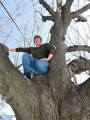 Tyler Foust has started a petition to save a tree in