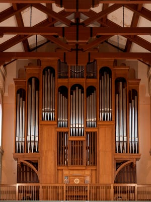 Christopher Wicks will perform his fifth annual Advent organ recital at Mount Angel Abbey at 3 p.m. Dec. 21 at the Abbey Church, 1 Abbey Drive, St. Benedict.