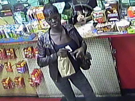 Jackson police seek to identify this female for questioning in the murder of Marquez Shaffer.