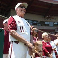FSU's Mike Martin honored as all-time wins leader