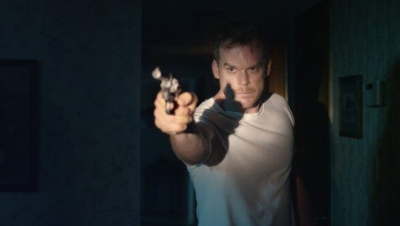 """Michael C. Hall stars in """"Cold in July."""""""