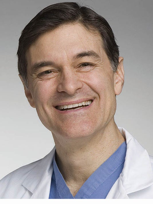 DR OZ: Nope, cancer is not just 'bad luck'