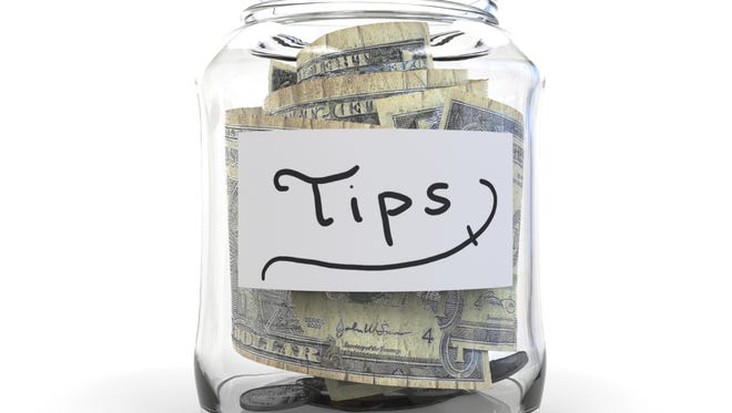 Businesses cannot collect tips given to waiters, casino dealers or other service employees to share with support staff such as dishwashers even if the tipped employees are receiving minimum wage, a federal appeals court has ruled.