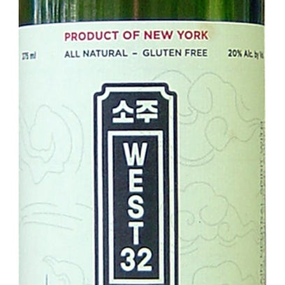 Beer Man: West 32 Soju a mild spirit offering a taste of South Korea