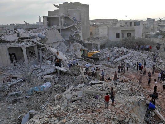 AFP AFP_15Q05J I WAR SYR