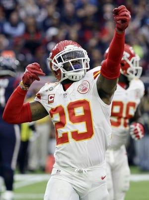 The Chiefs placed the franchise tag on Eric Berry on Tuesday, ensuring the All-Pro safety who overcame cancer last year will remain with the team through next season.