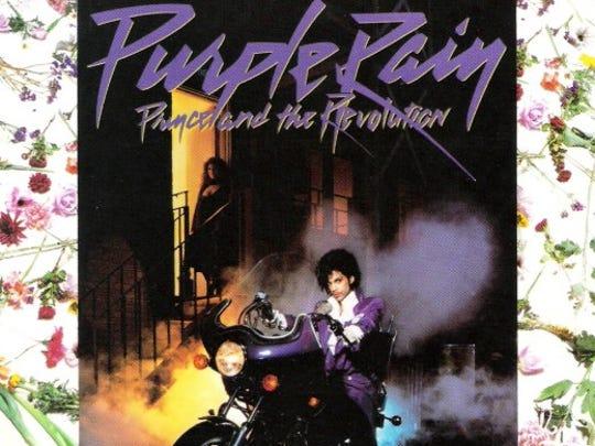 """Purple Rain"" (1984)."