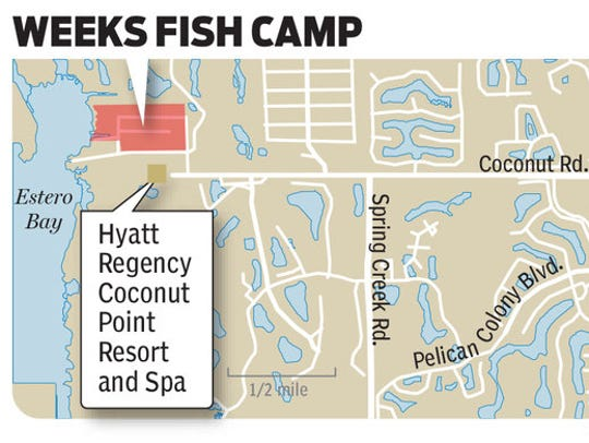 Weeks Fish Camp