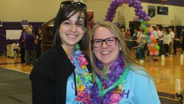 Nazareth College hosts its first Relay For Life