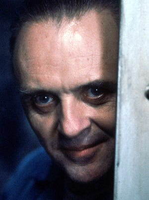 Hannibal Lecter is a perfect example of our fascination with serial killers.