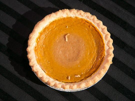 Pumpkin Pie from Albertsons.