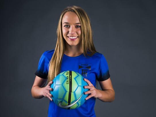 Fountain Hills senior forward Erika Yost is a finalist