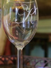 Attendees to the first Wine Walk & Chef at Kingwood Center Gardens on Saturday will receive a commemorative wine glass.