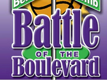 Belmont and Lipscomb will meet Tuesday in the first Battle of the Boulevard for the 2015-16 season and Ms. Cheap will be there collecting money for Second Harvest.