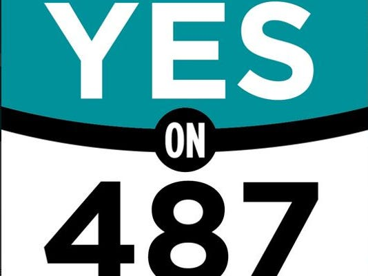 Yes on 487