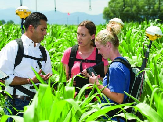 Precision Agriculture at Colorado State University