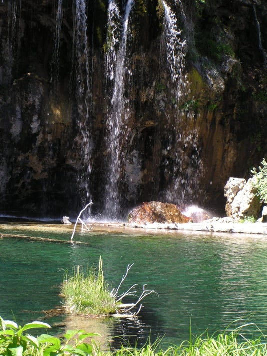 HANGING LAKE