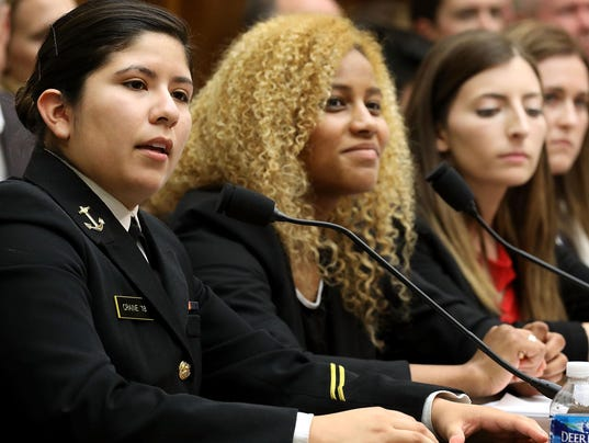 House Armed Services Committee Holds Hearing On Annual Sexual Harassment Report At Military Academies
