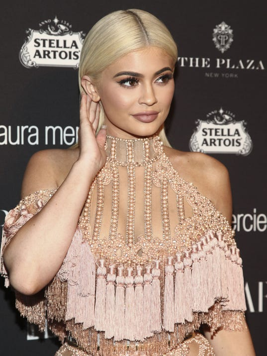 AP PEOPLE KYLIE JENNER A ENT FILE USA NY