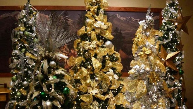 The Festival of Trees 2016 helped to raise $215,000 for Aspirus Hospice care.