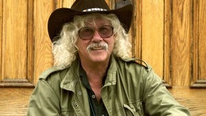 Arlo Guthrie performs at the Strand-Capitol Performing Arts Center.