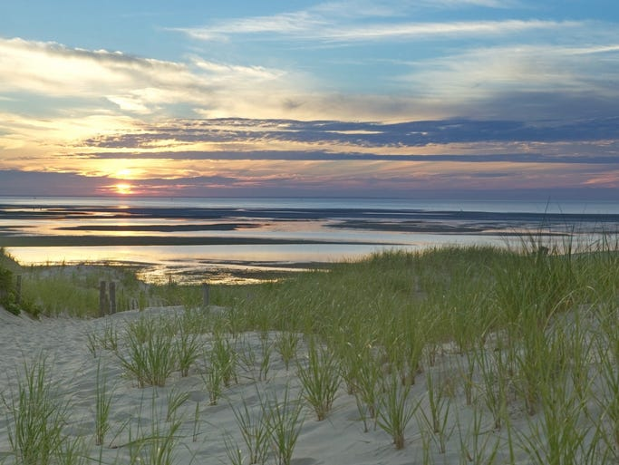 There's almost an embarrassment of riches awaiting beach lovers on Cape Cod, with its 500 miles of coastline, but lovers looking for romantic beaches will want to avoid the crowded spots.