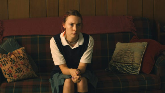 "Saoirse Ronan stars in the coming-of-age film ""Lady"