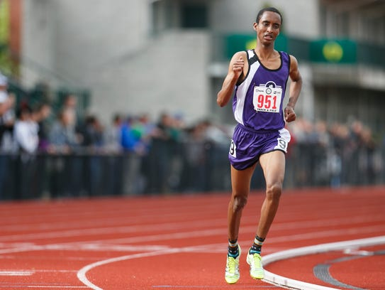 Jefferson sophomore Hassan Ibrahim was selected as