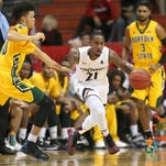 Bearcats guard Farad Cobb was named to the AAC's weekly honor roll on Monday after scoring 35 points in wins against Norfolk State and VCU.