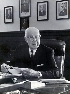 R.E. Thomason served in all three branches of government.