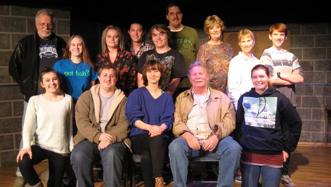 """The Twin Lakes Playhouse cast for """"Life with Father"""" runs March 4-20 at the Twin Lakes Playhouse, located at 600 W. Sixth St. in Mountain Home."""