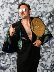Actor David Arquette will have a professional wrestling