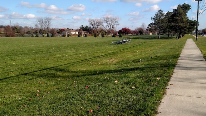 This area, part of Bicentennial Park along Seven Mile in Livonia, is the site of a proposed dog park. More discussion on the topic will take place at the Livonia City Council's next meeting.