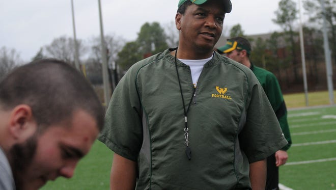 Wayne State coach Paul Winters had a chance to leave after the school's 2011 national title run but opted to stay.