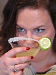 "Sarah Murrell samples Kelley Morgan's ""Squiffy & Wench"""