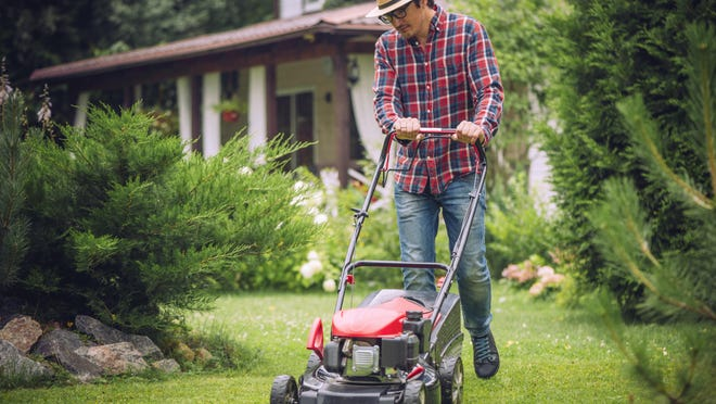 Proper routine maintenance of all lawn mowers is a requirement to keep them running properly.