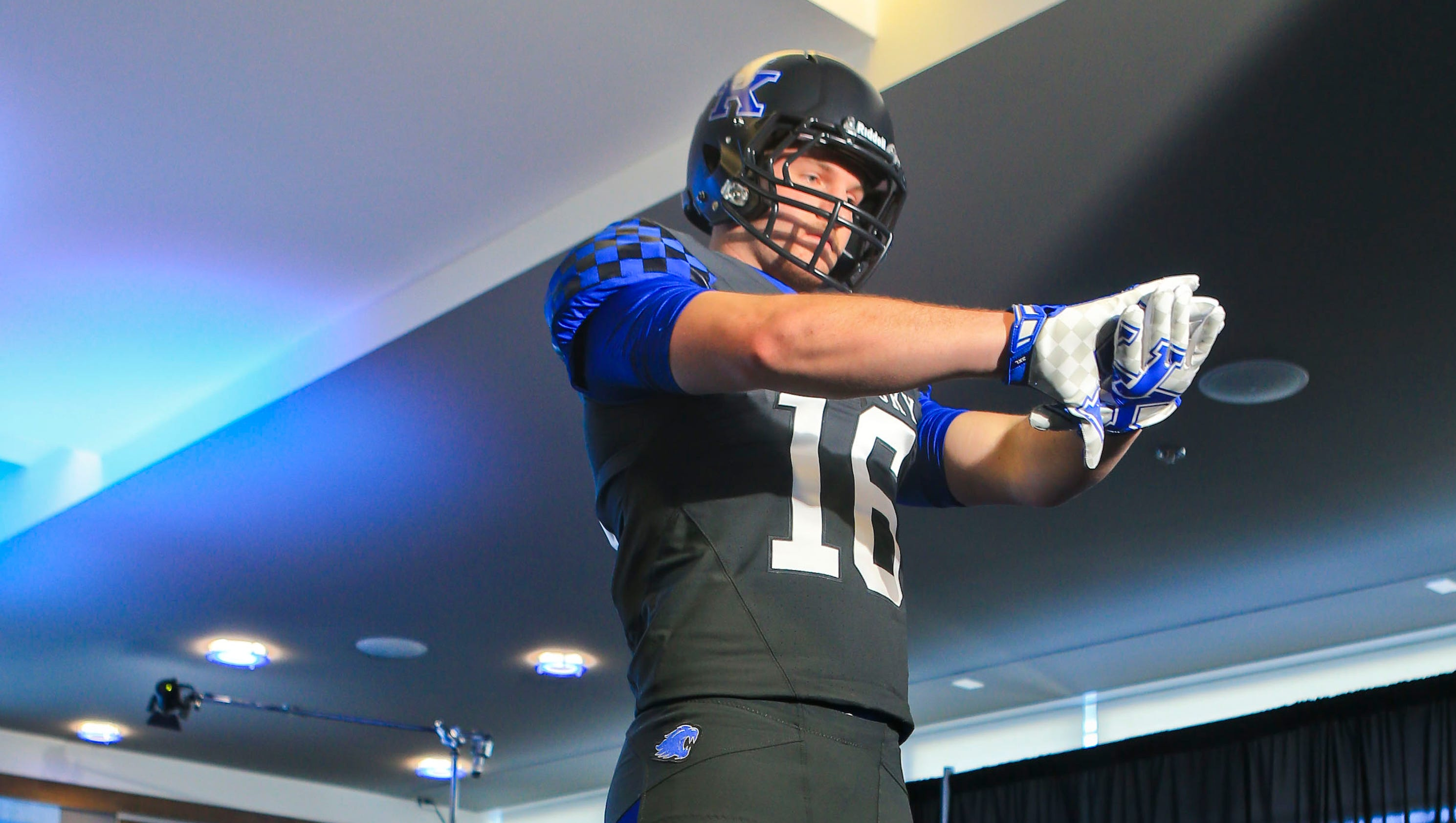 Kentucky Basketball And Football Getting New Uniforms: Gallery L Kentucky's New Football, Basketball Uniforms