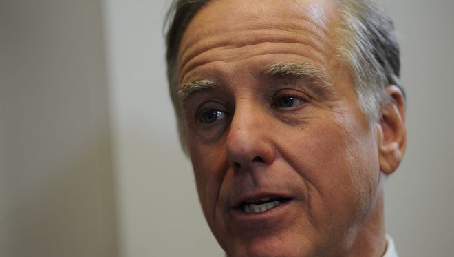 Former Vermont governor and presidential candidate Howard Dean meets with USA TODAY Washington Bureau Chief Susan Page for a Capital Download segment.