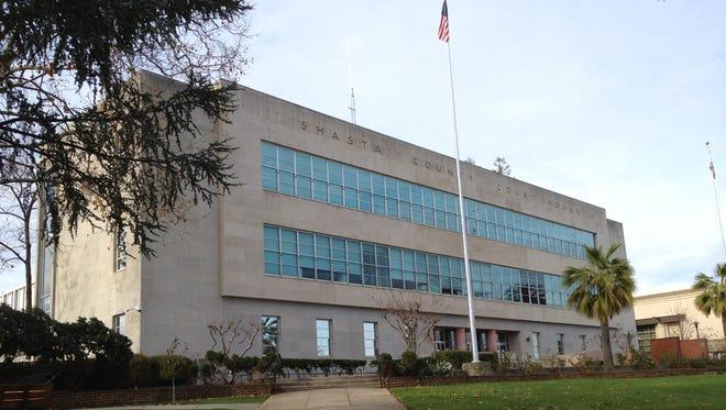 Shasta County Court House