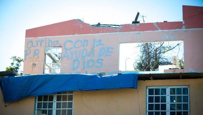 In Yabucoa, Puerto Rico, on Feb. 28, 2018.