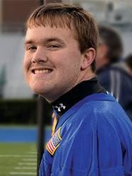 Ryan Bradford, who was involved in the Special Olympics, loved sports and his welcoming personality was one of his best attributes.