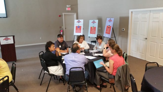 Early childhood educators from across Southern New Mexico gathered Wednesday in Las Cruces to address a proposed expansion of the New Mexico Pre-K Program.