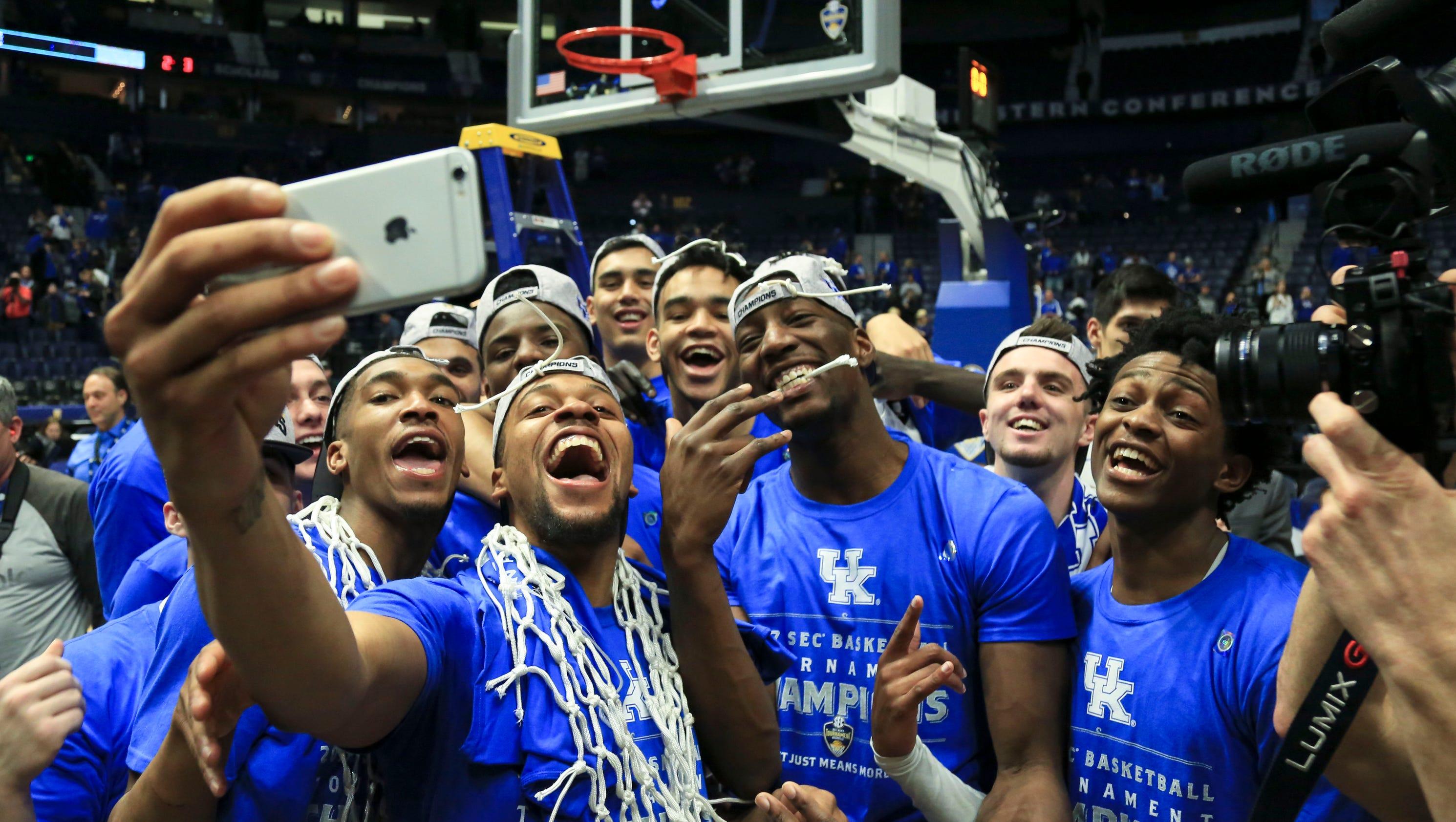 NCAA UK basketball gets No. 2 seed opens vs. Northern Kentucky #1A37B1
